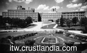 0164-35 North Dakota State Sanatorium San Haven ND 1943